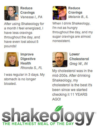Buy Shakeology