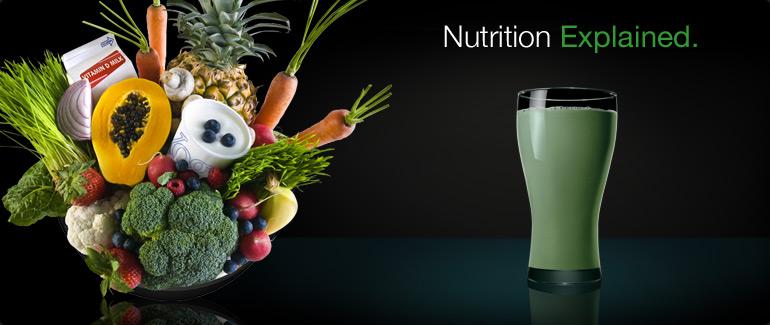Shakeology Nutrition Label
