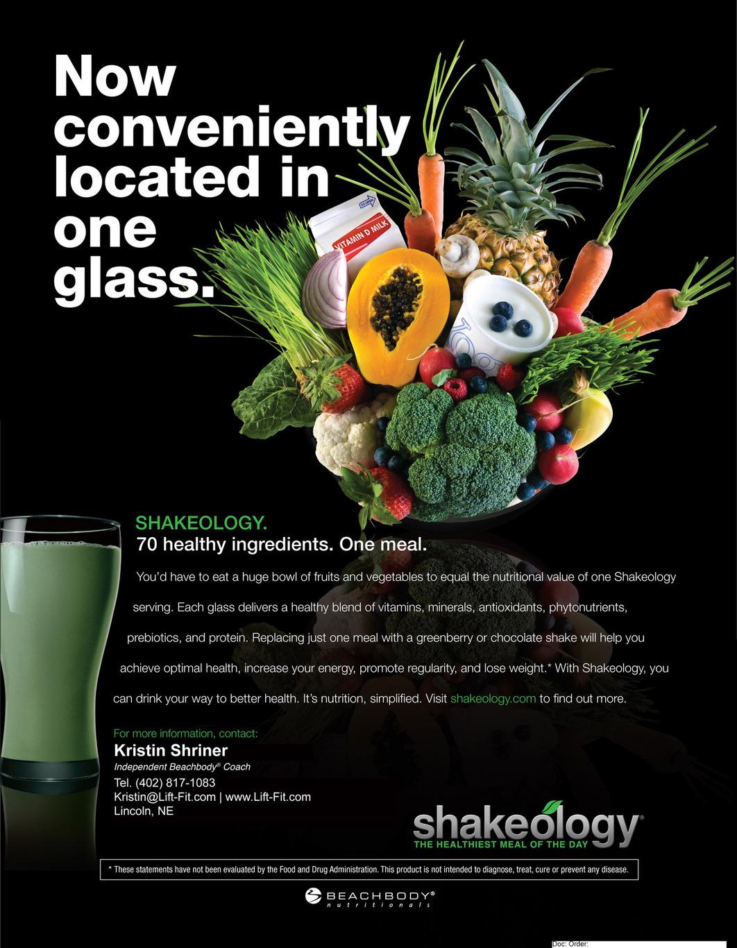 Shakeology Alternative - Substitutes For Shakeology?