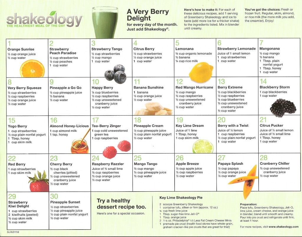 How Does Shakeology Greenberry Taste?  The Truth.