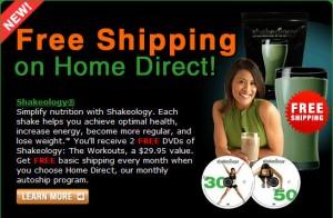Shakeology Shipping